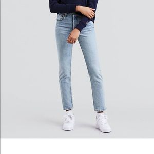 LEVIS 501 SKINNY JEANS